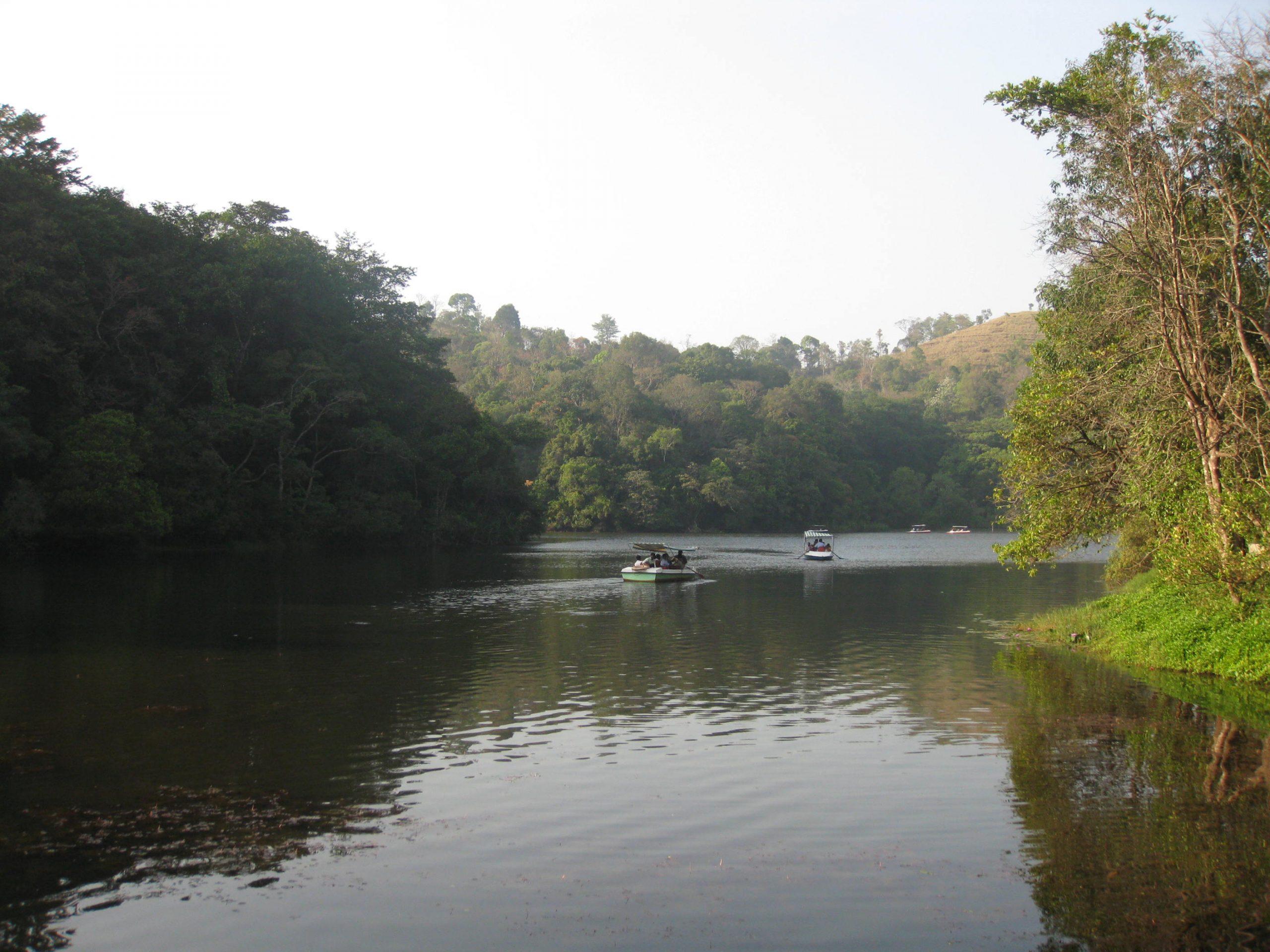 Pookot Lake - Place to Visit in Wayanad