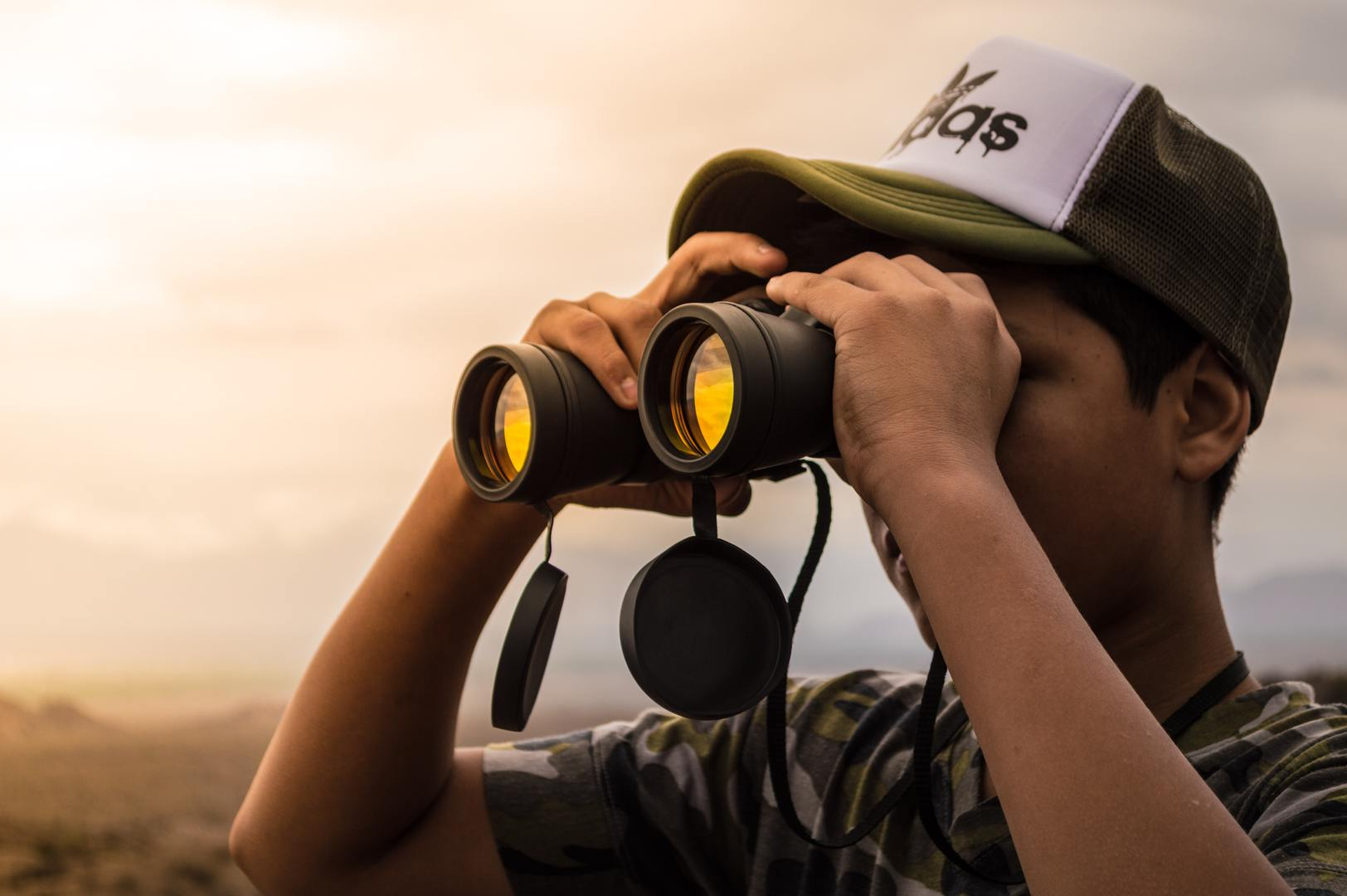 Porbandar Bird Sanctuary Experience, Watch via Binoculars