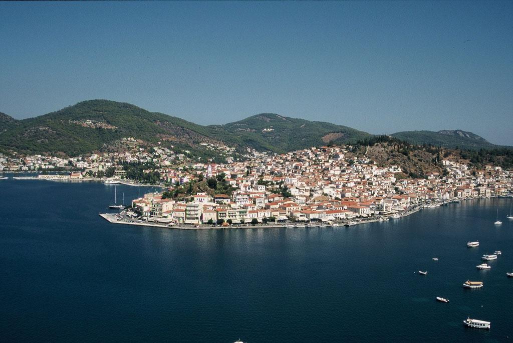 Closest Greek Island from Athens, Greece Islands-Poros