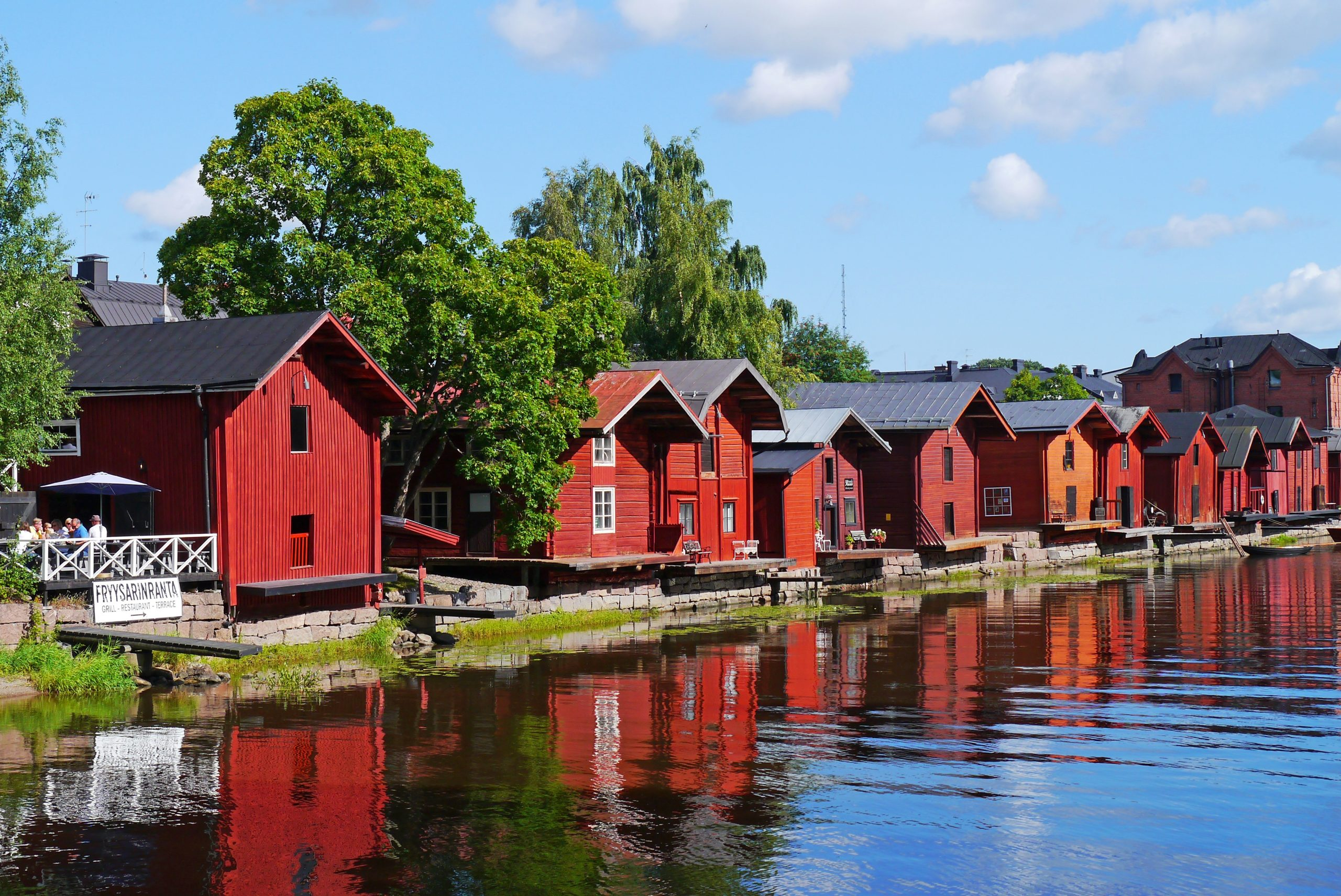 Places To Visit In Finland - Porvoo