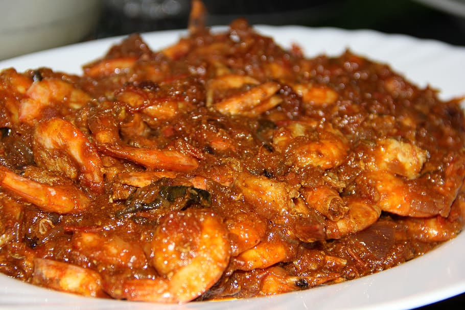 Prawn Curry - Kerala Dishes to Try When In Kerala