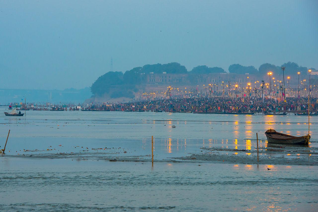 Amazing Spiritual Destinations in Uttar Pradesh-Prayagraj or Allahabad