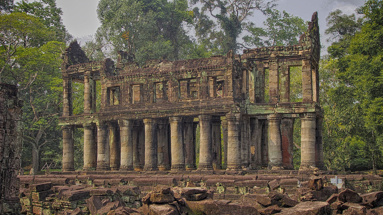 Preah Khan Temple in Cambodia That One Must Visit