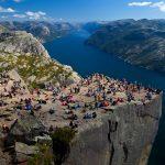 Preikestolen (Pulpit Rock) - Must Visit The Flat Mountain Top In Stavanger Region