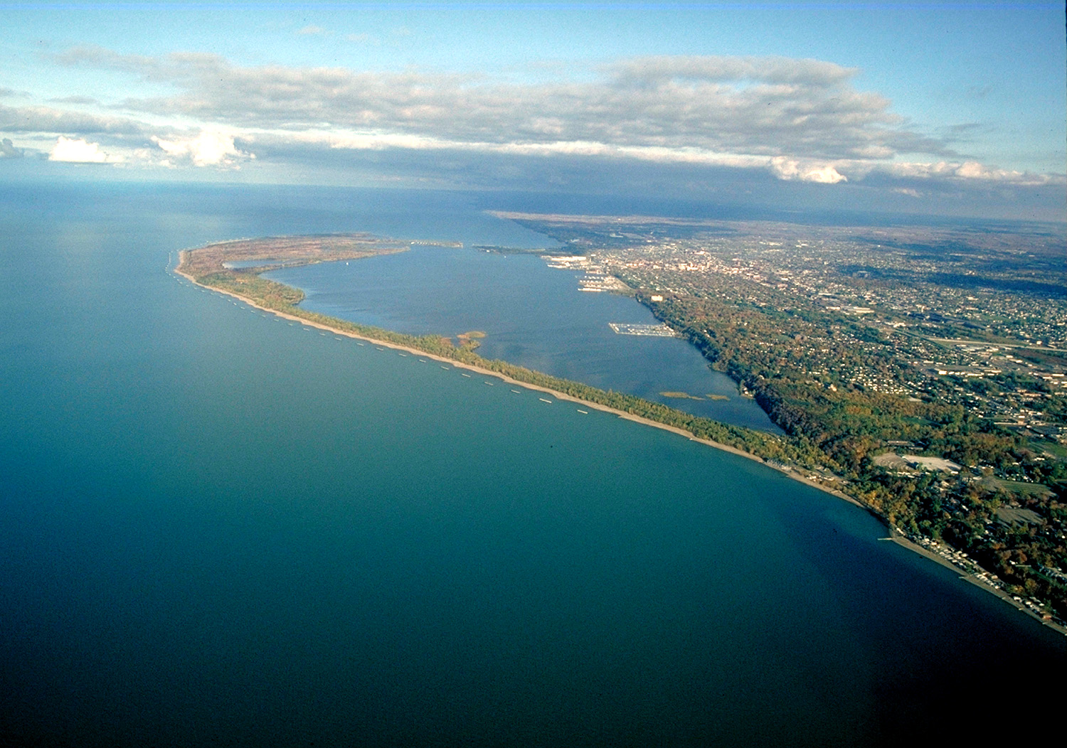 Best Attraction in Pennsylvania-Presque Isle State Park