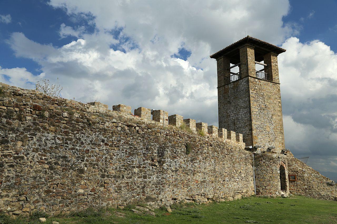 Preza Castle Near Tirana in Albania