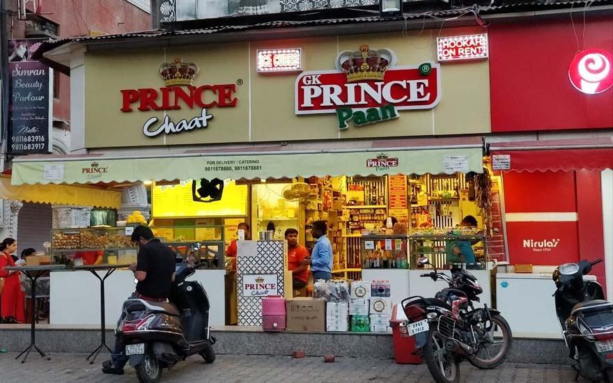 Prince Paan - Greater Kailash