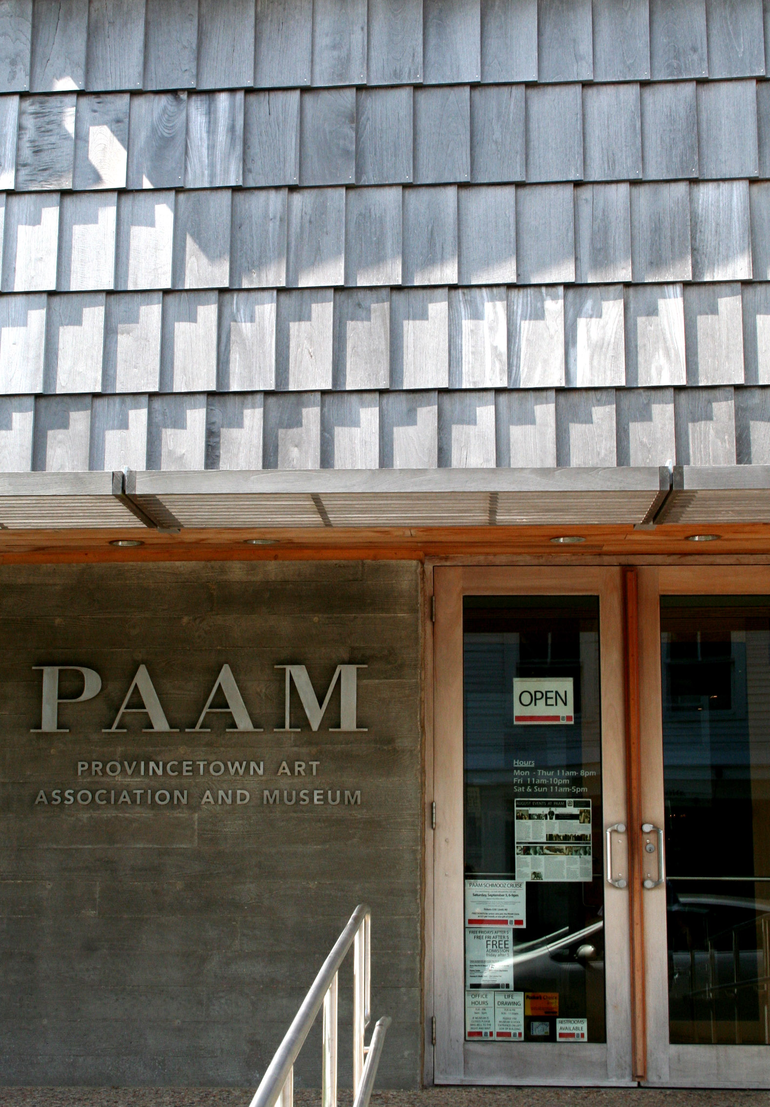 Nice Place to Visit Of Provincetown in Massachusetts-Art Association and Museum