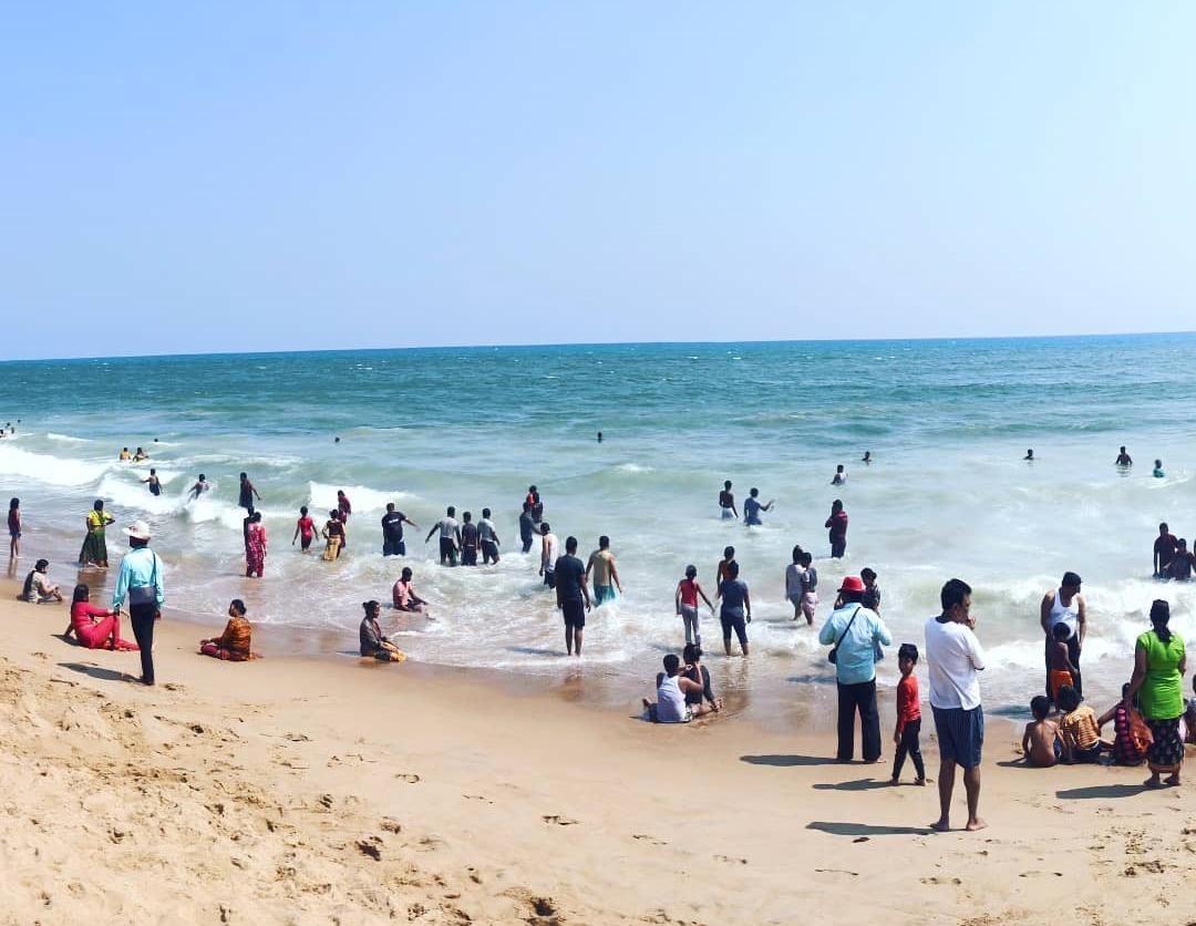 Puri Beach - Best Beaches Near Bhubaneswar That are the Pride of Odisha