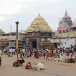 Puri Jagannath Temple - Best Weekend Getaways Within 260 Kms of Bhubaneswar