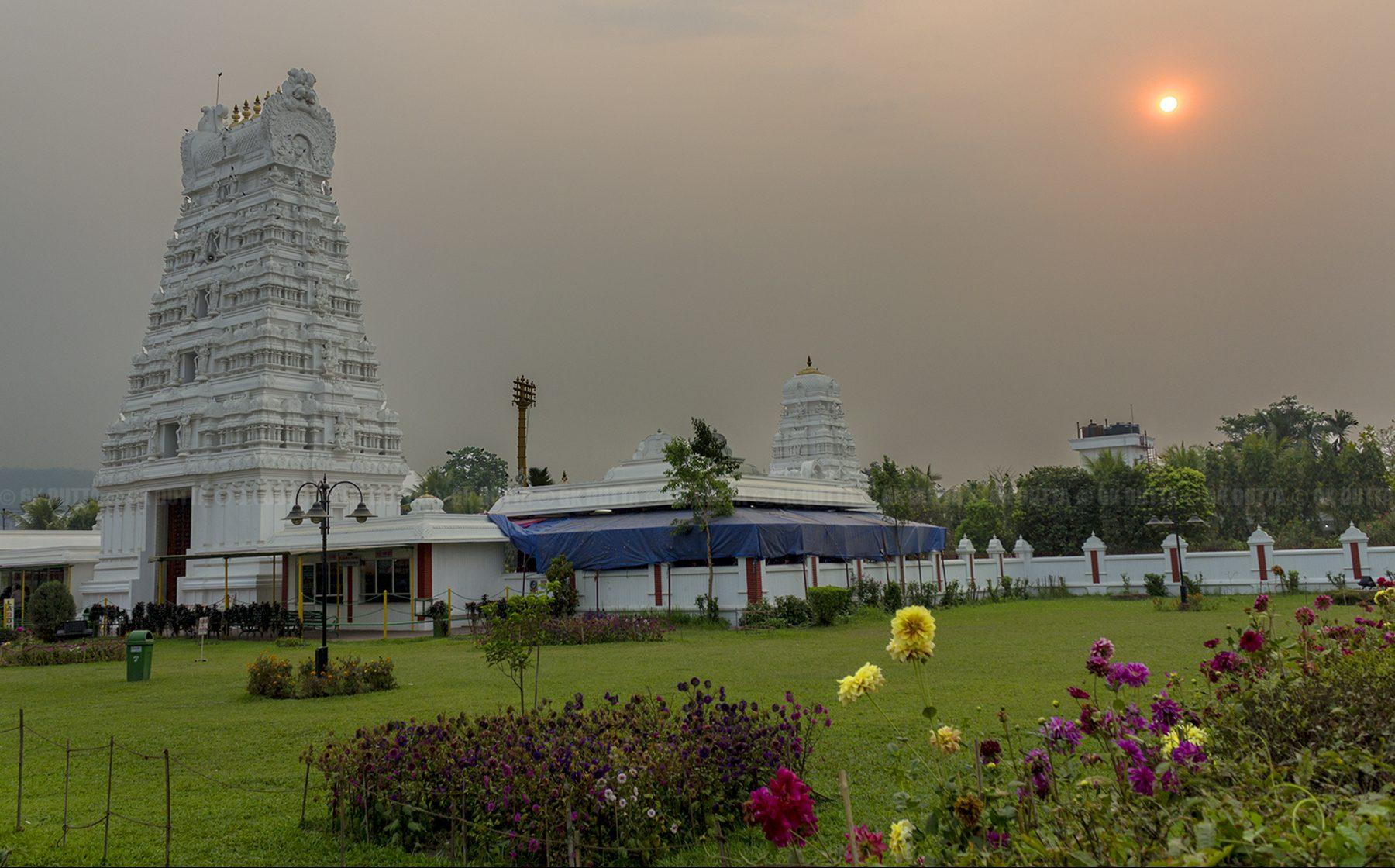 Tourist Attraction In Assam-Purva Tirupati Balaji Temple