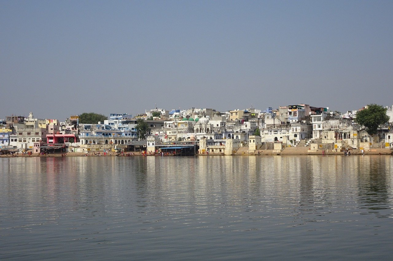 Popular Tourist Place to Visit in Pushkar, Rajasthan-Pushkar Lake