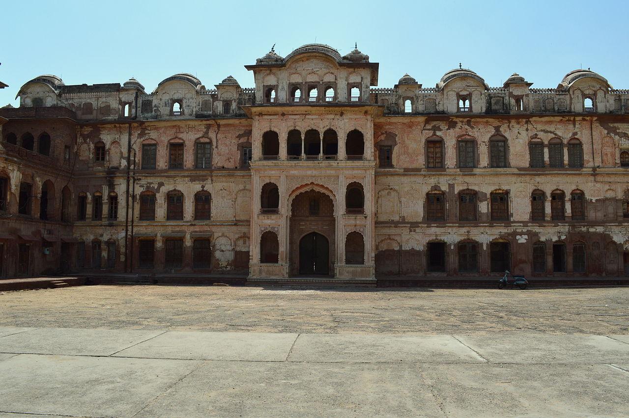 Best Visiting Place In Patiala-Qila Mubarak