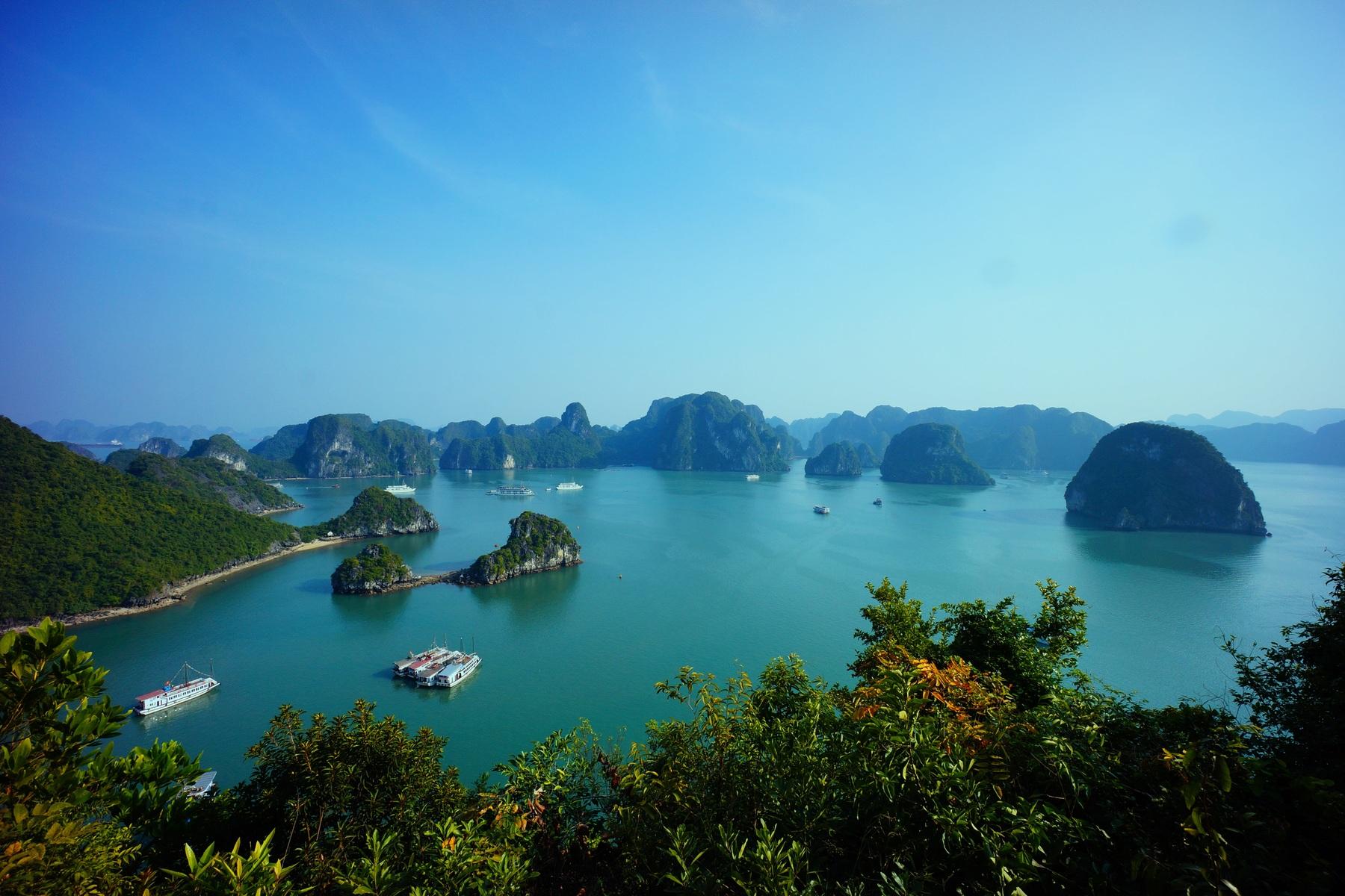 Best Island in Vietnam - Quan Lan Island