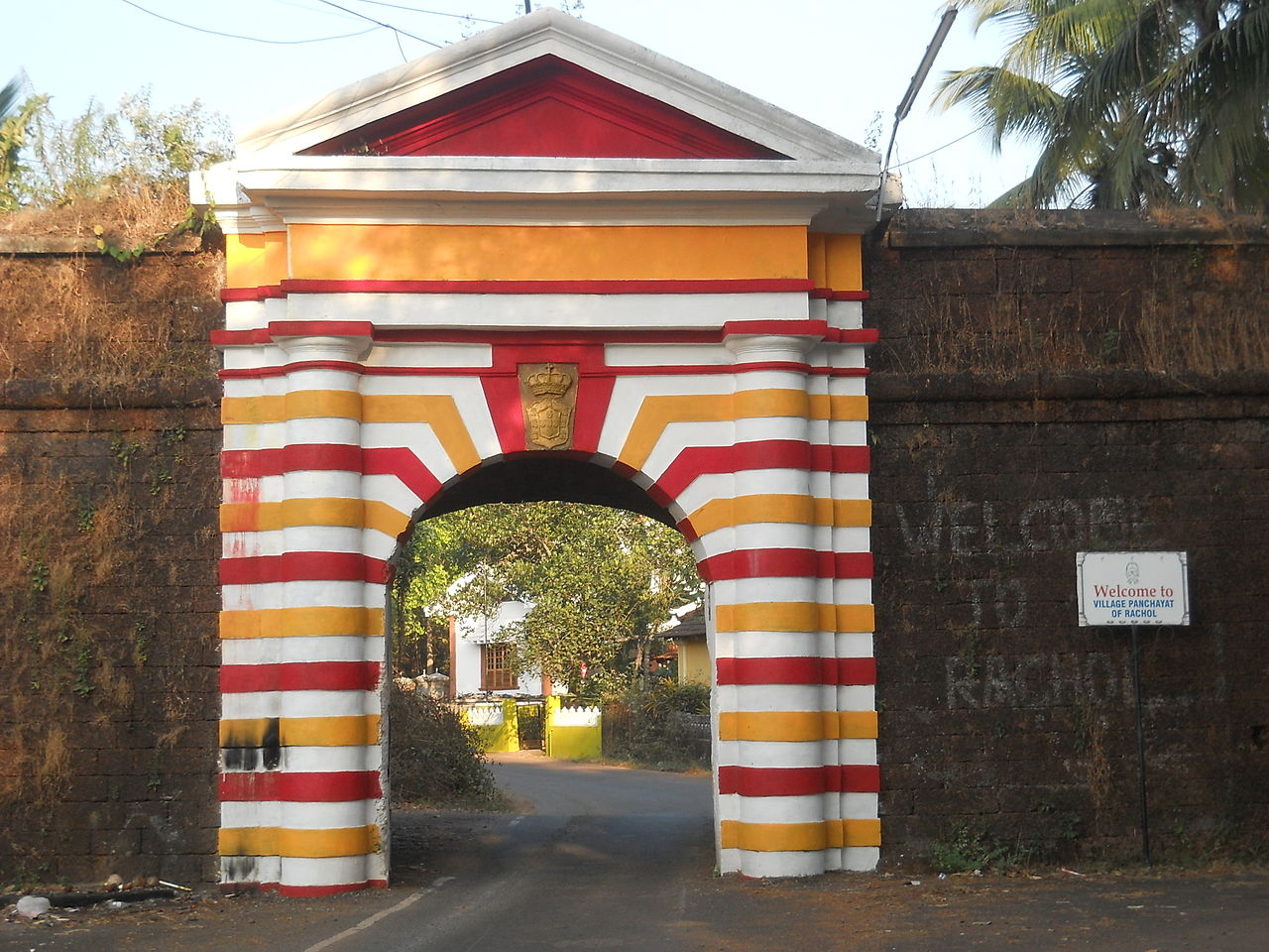 Best Fort to Visit in South Goa-Rachol Fort
