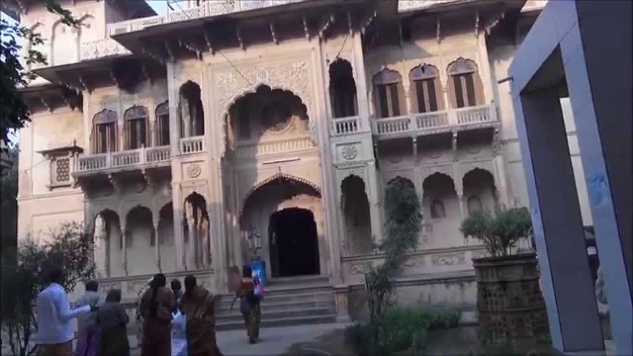 Place To Visit in Barsana-Radha Kushalbihari Temple