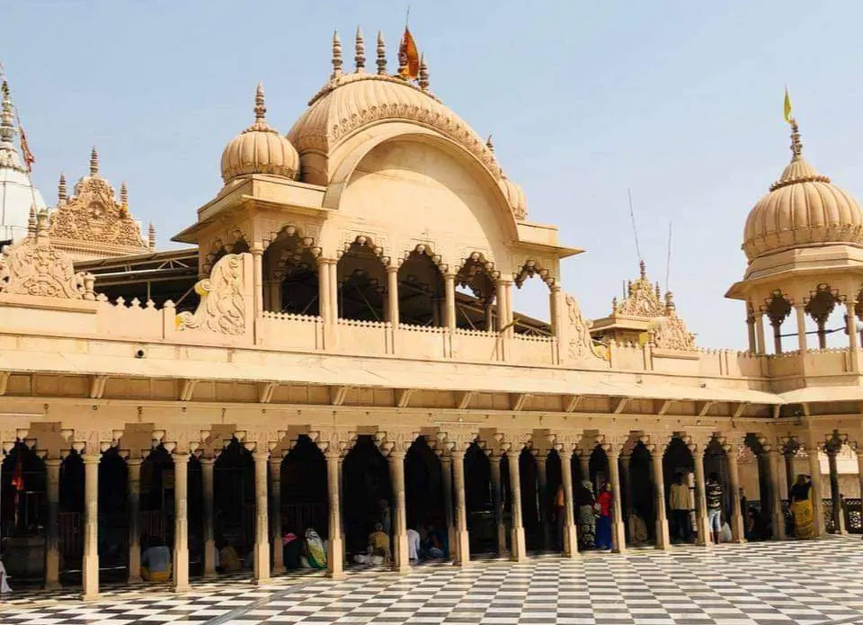 Radharani Temple A Colourful Treat For The Eyes - Top Attractions To Visit In Mathura