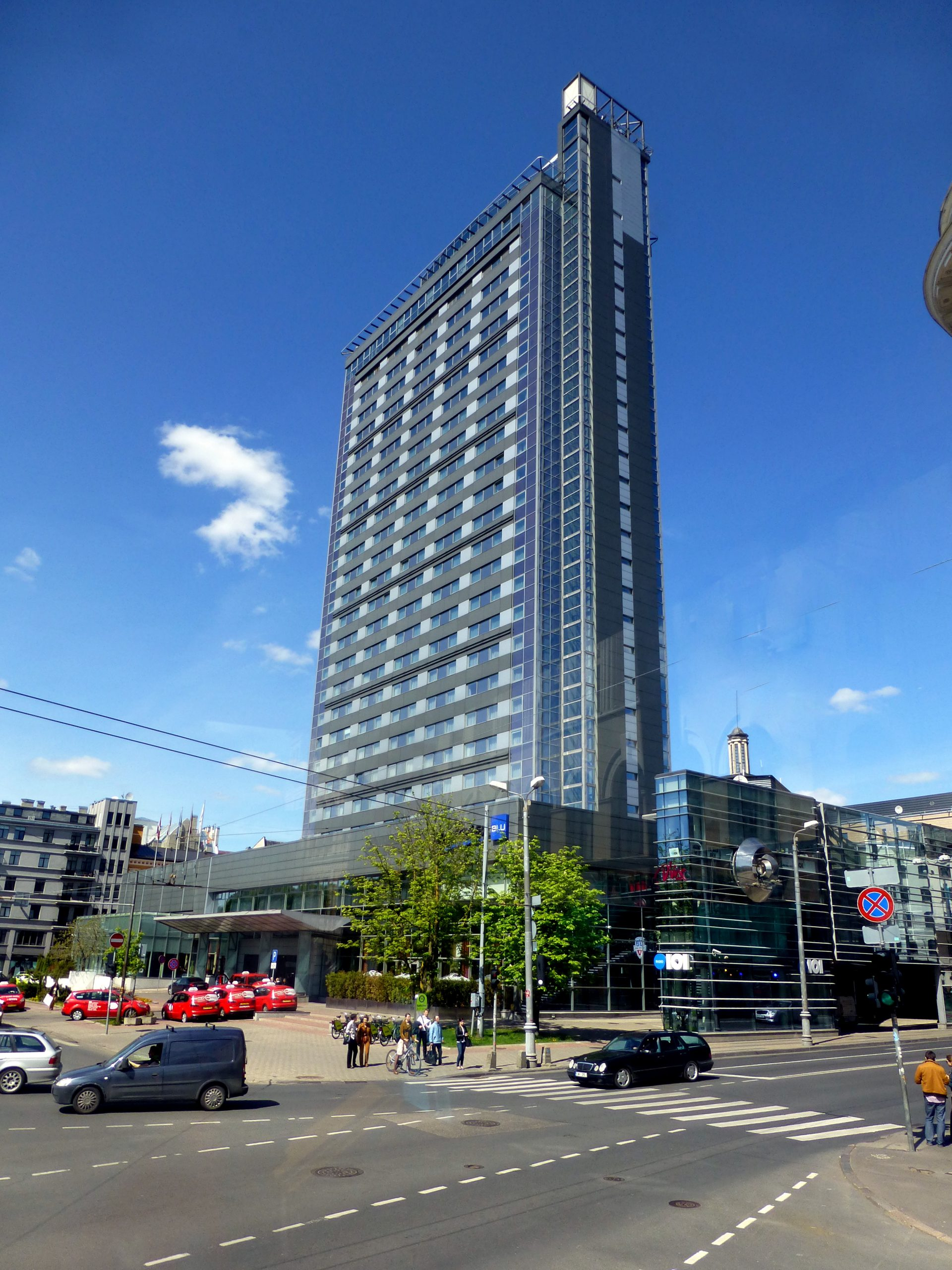 Radisson Blu Latvija Conference and Spa Hotel-Luxury Hotels To Stay In Riga