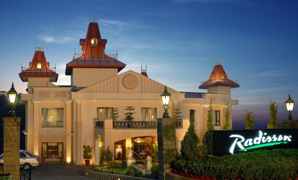 Best Luxury Hotel in Shimla and Kufri-Radisson Hotel