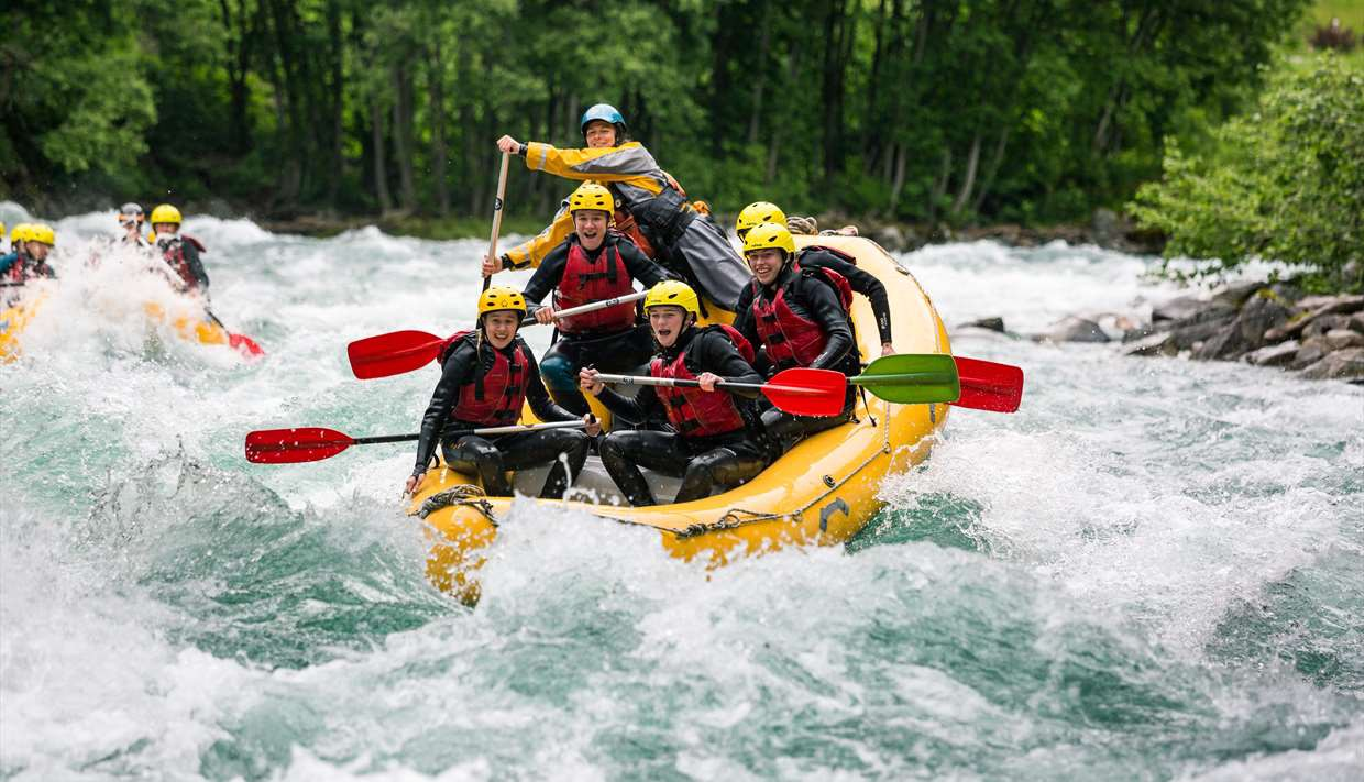 Rafting and Bungee Jumping Things To Do In Uttarakhand