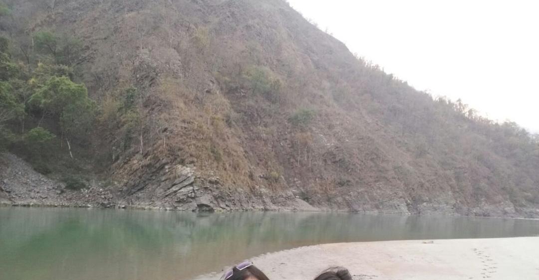 Rafting Experience in Rishikesh