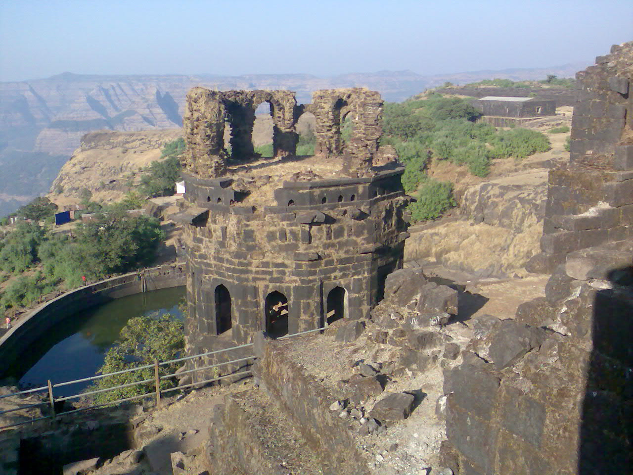 Raigad Fort-The Capital of the Maratha Empire