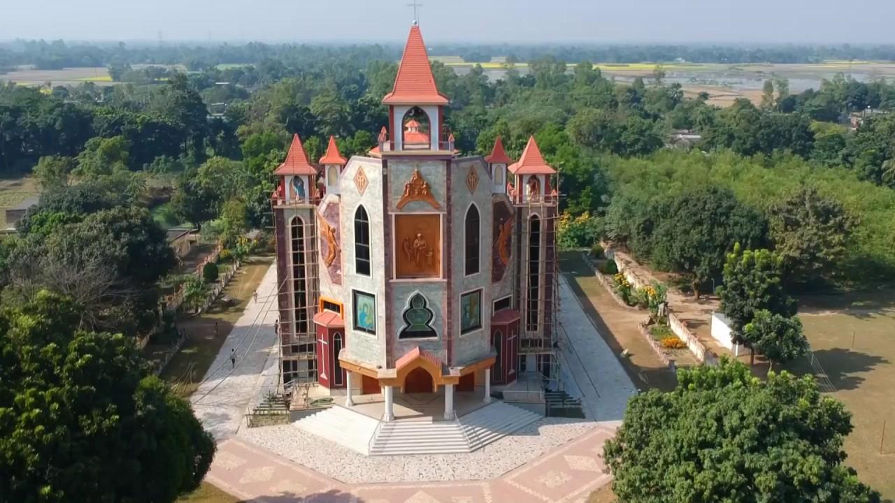 Magnetic Attraction Near Raiganj-Raiganj Church