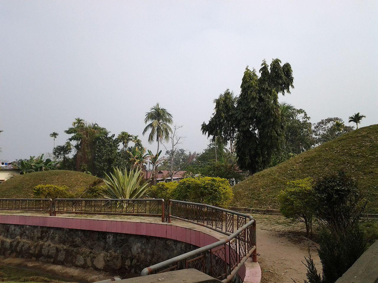 Top-Rated Destination In Assam-Raja Maidam, Jorhat