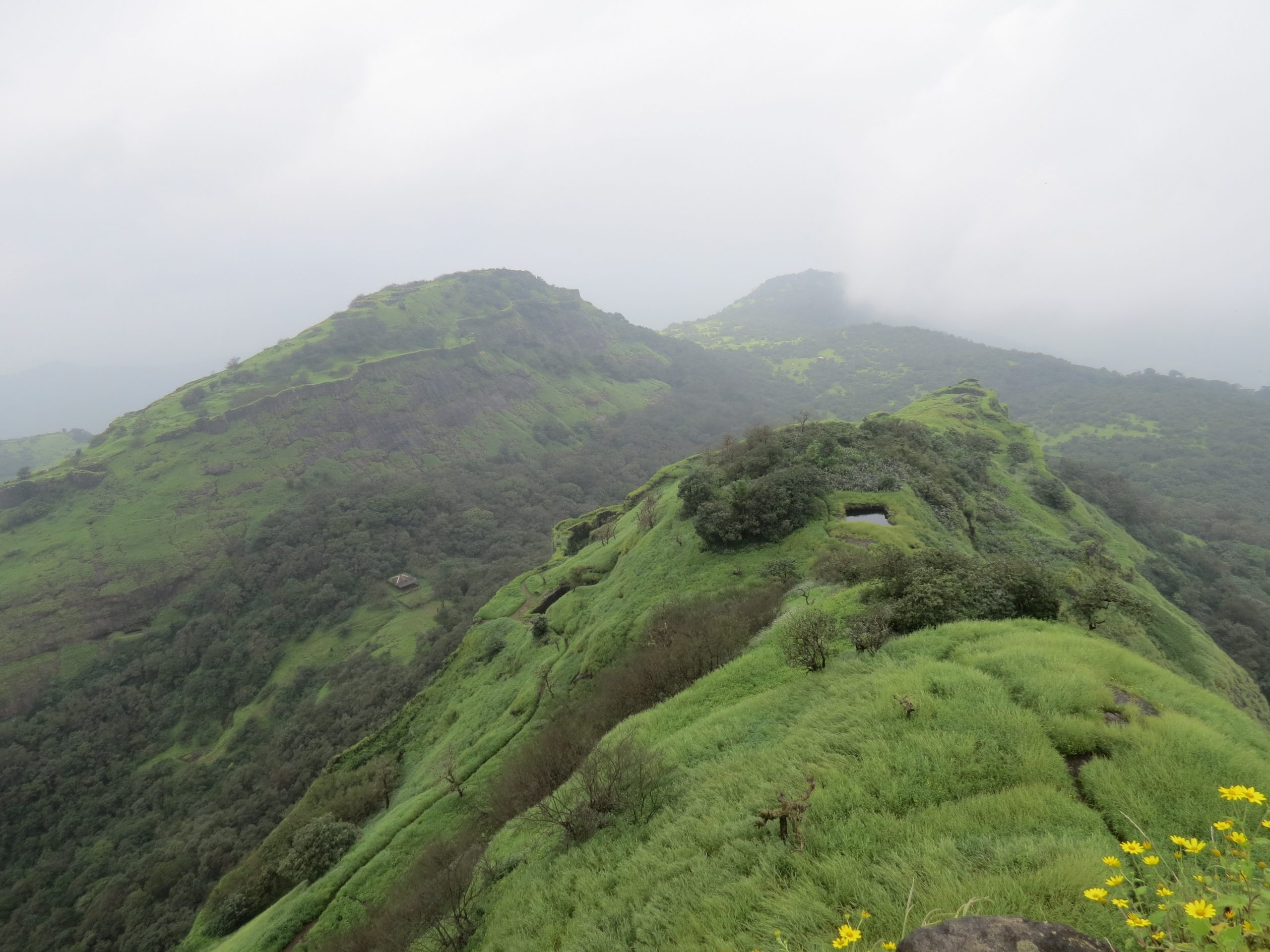 Rajmachi - Beautiful Hill Stations Within 350 km From Goa