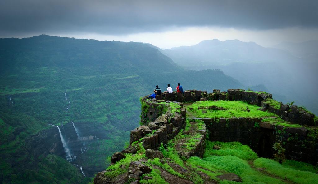 Rajmachi Weekend Getaways from Mumbai
