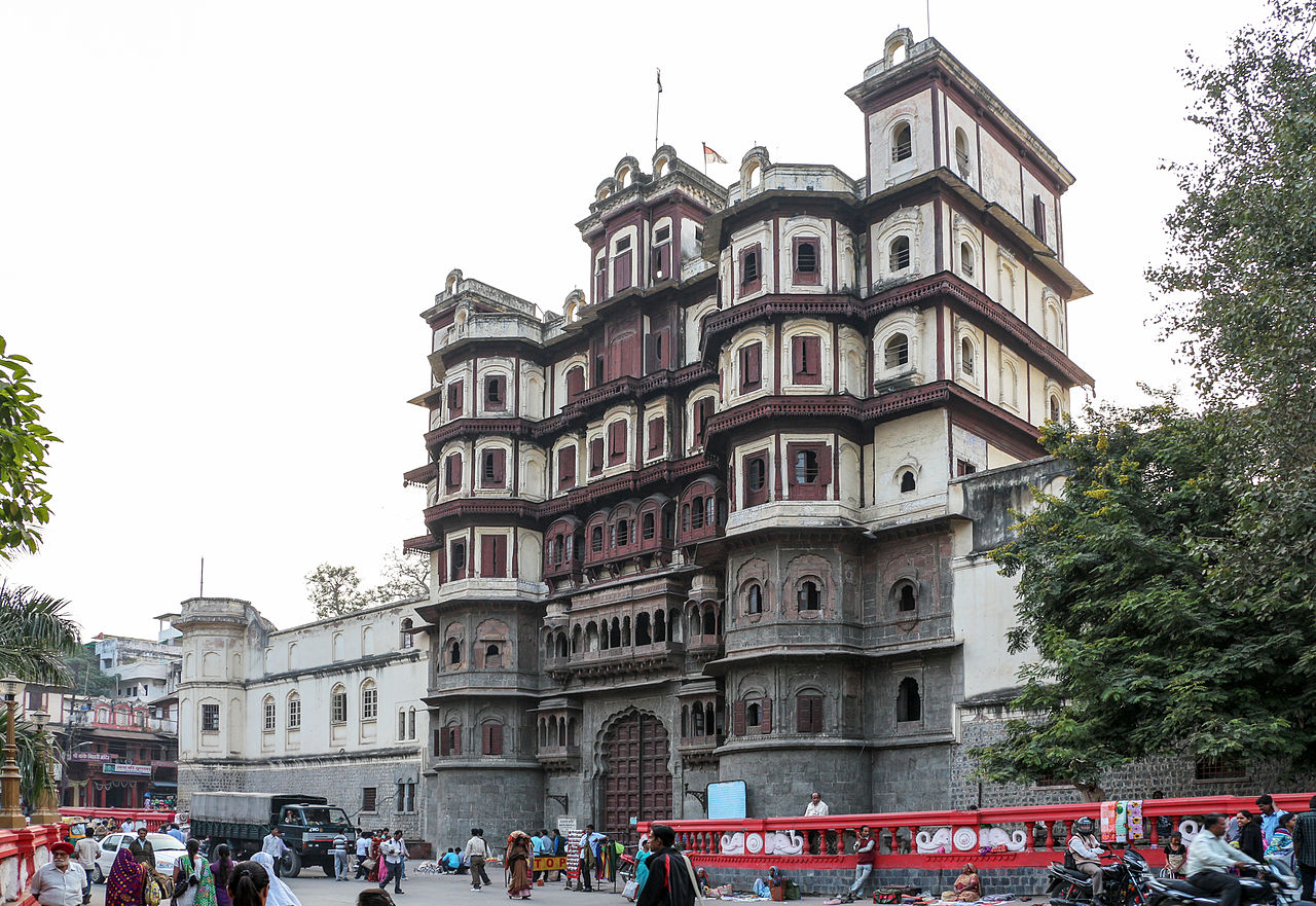 Top Place in Indore-Rajwada