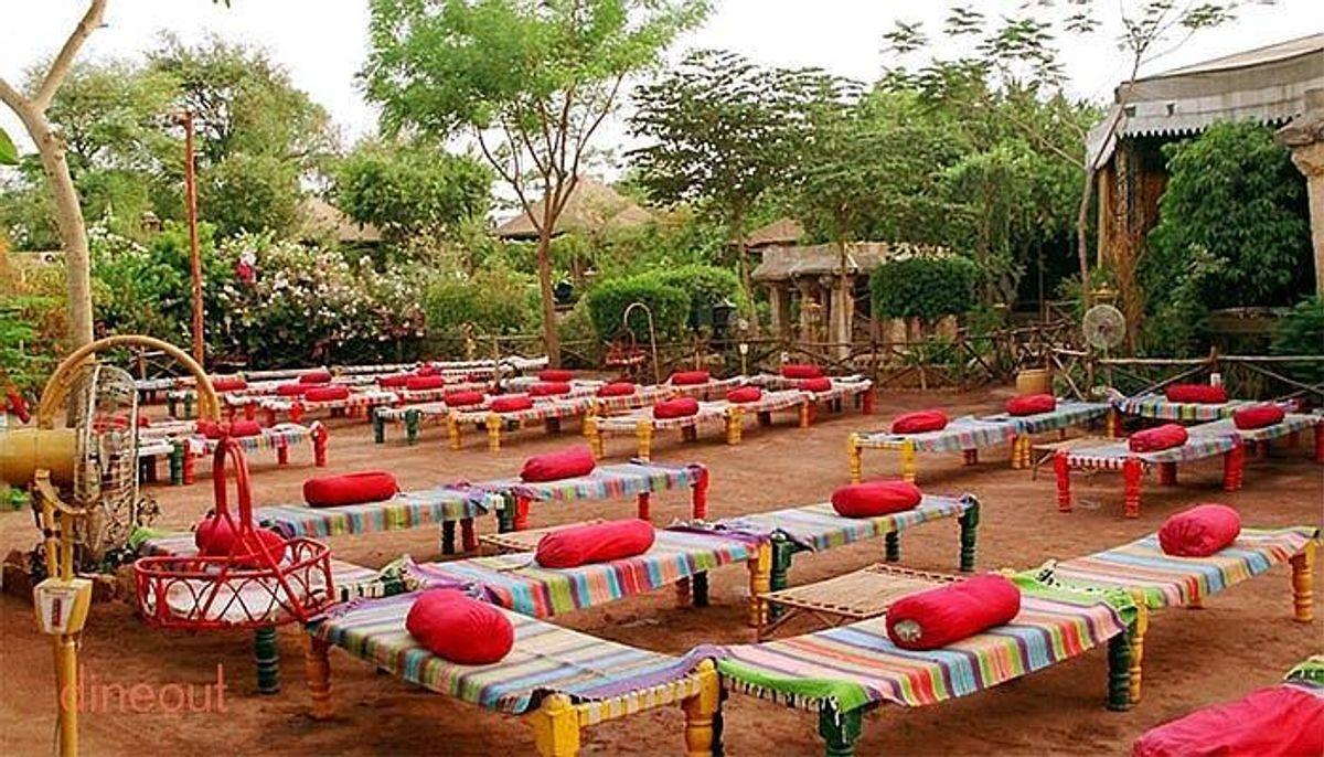 Visit Rajwadu Restaurant When In Ahmedabad