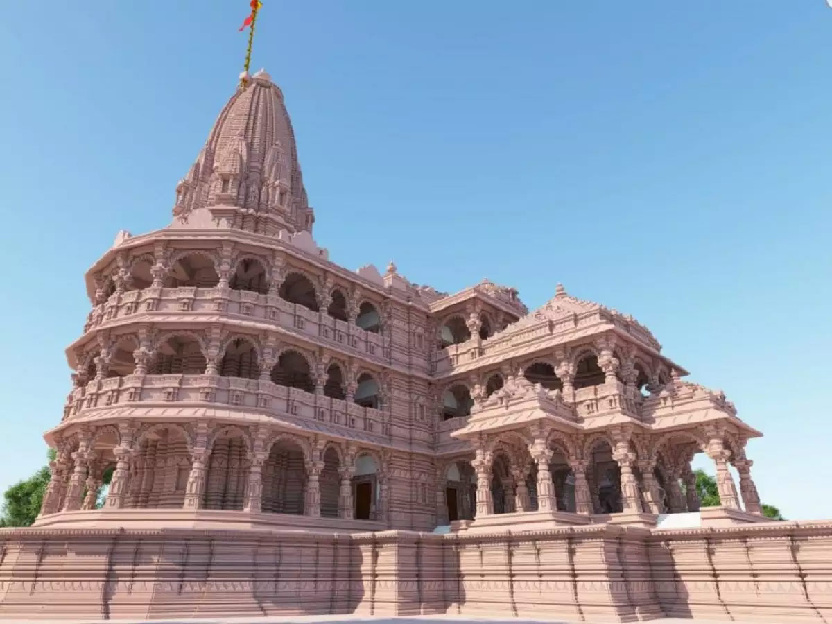 Places to Visit in Ayodhya-Ram Janmabhoomi