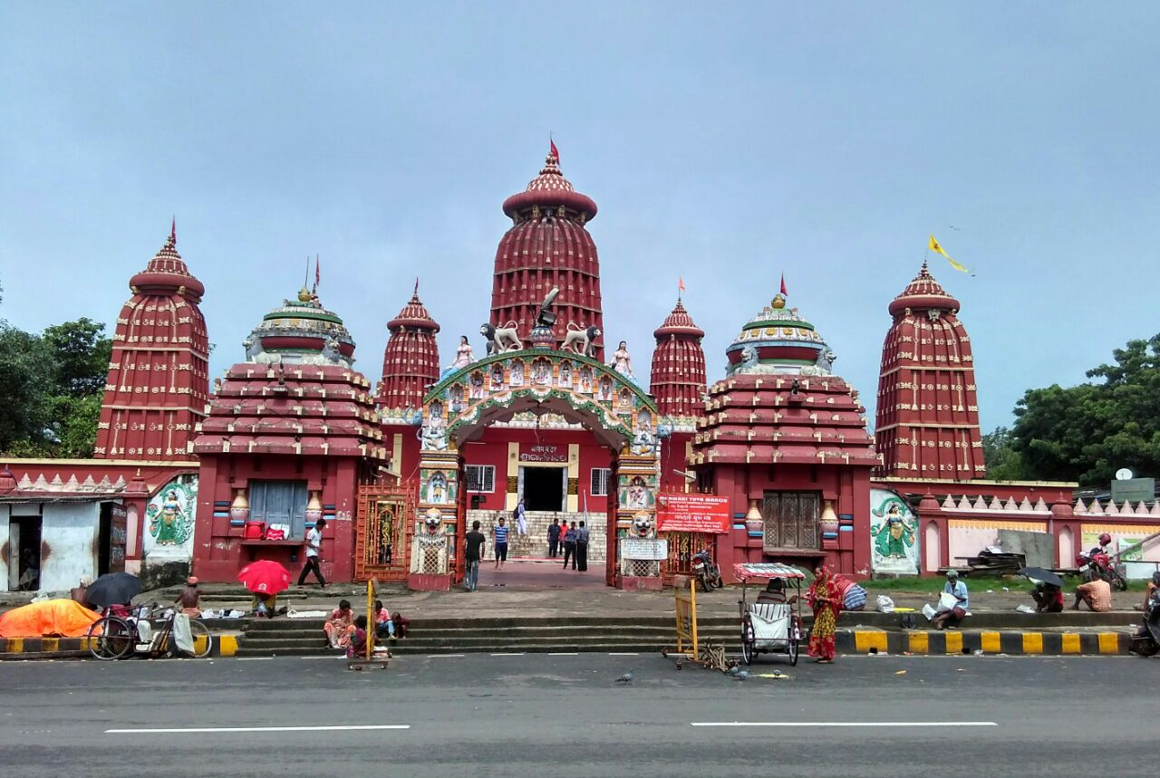 Ram Mandir - Most Popular Place To Visit In Bhubaneswar