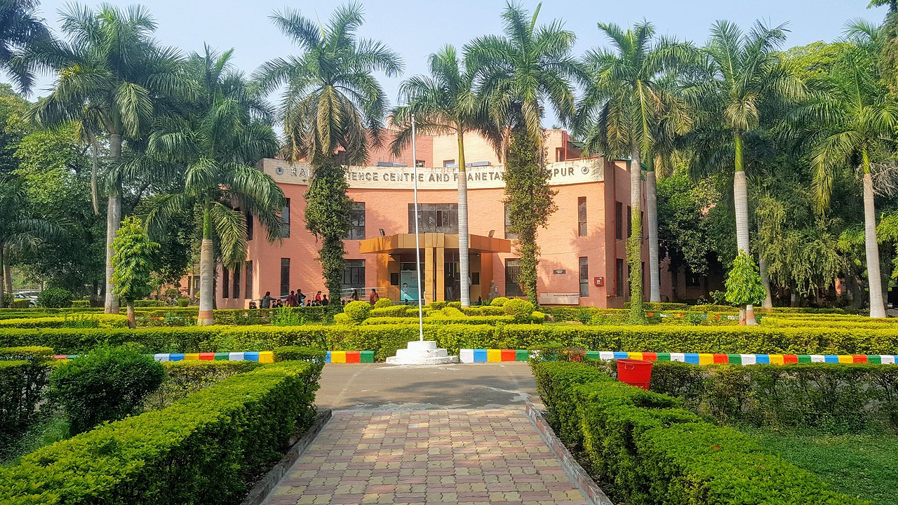 Best Place Near Nagardhan Fort-Raman Science Centre