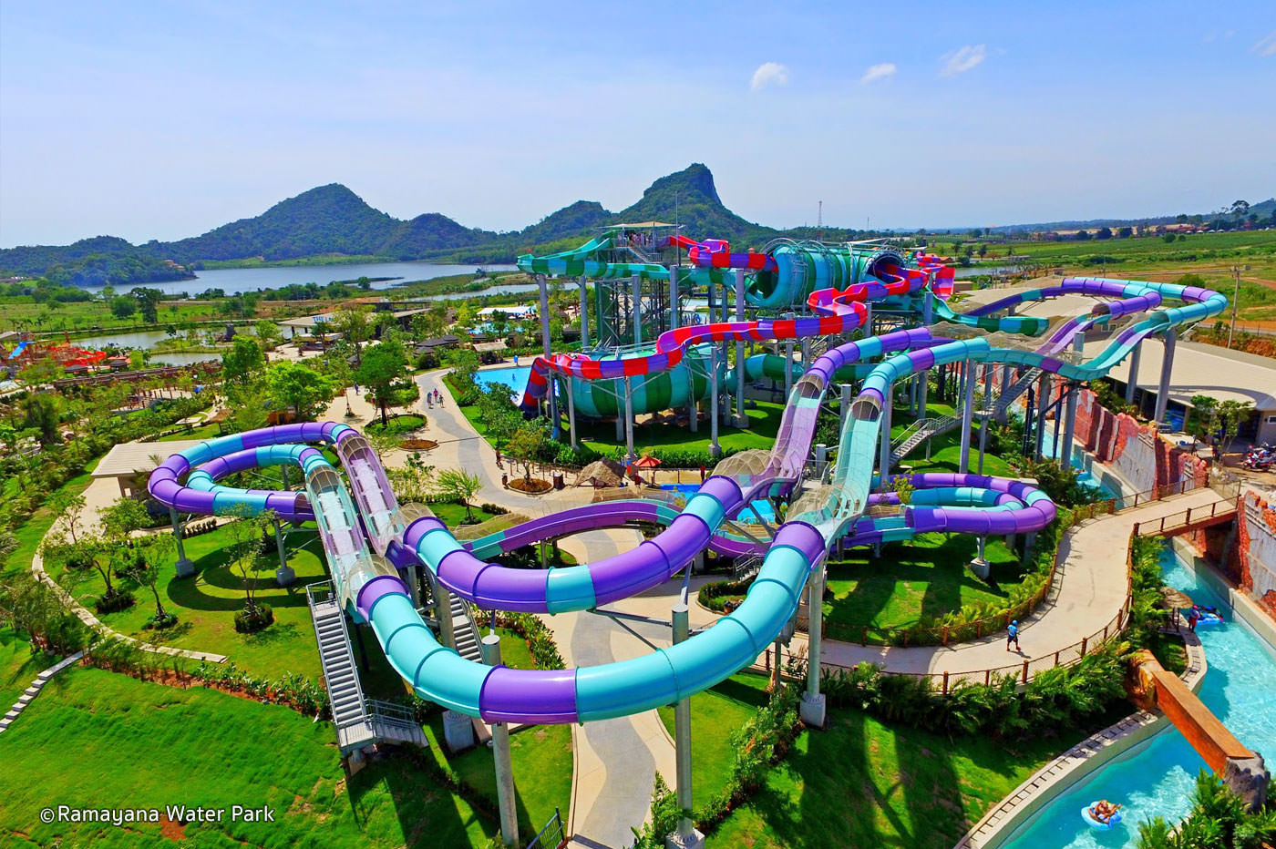 Best Place That You Should Visit in Pattaya-Ramayana Water Park
