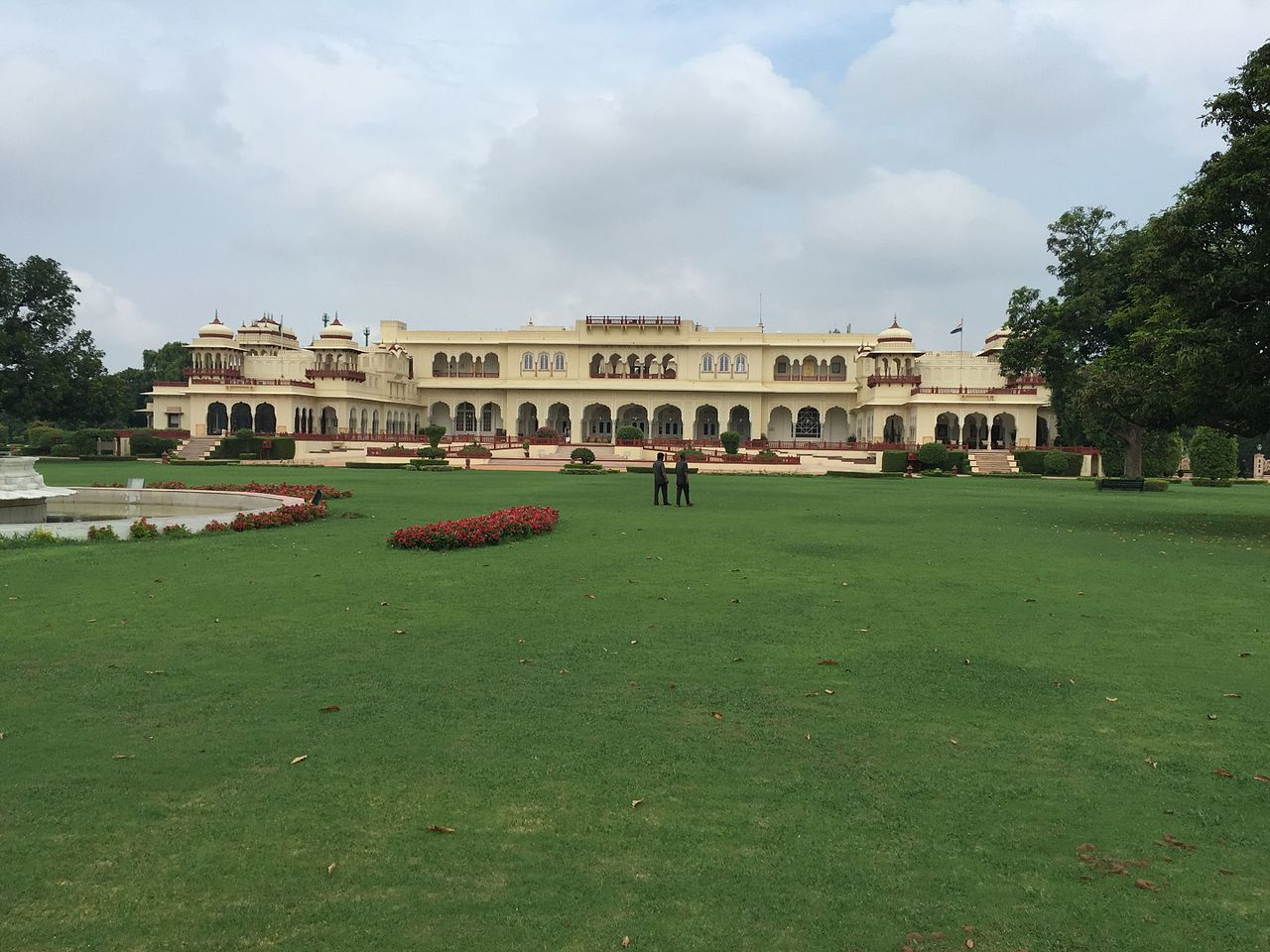 Top Sight-Seeing Destination in Jaipur-Rambagh Palace