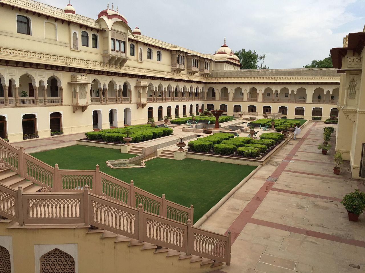 Rambagh Palace - Luxury Hotel In Jaipur