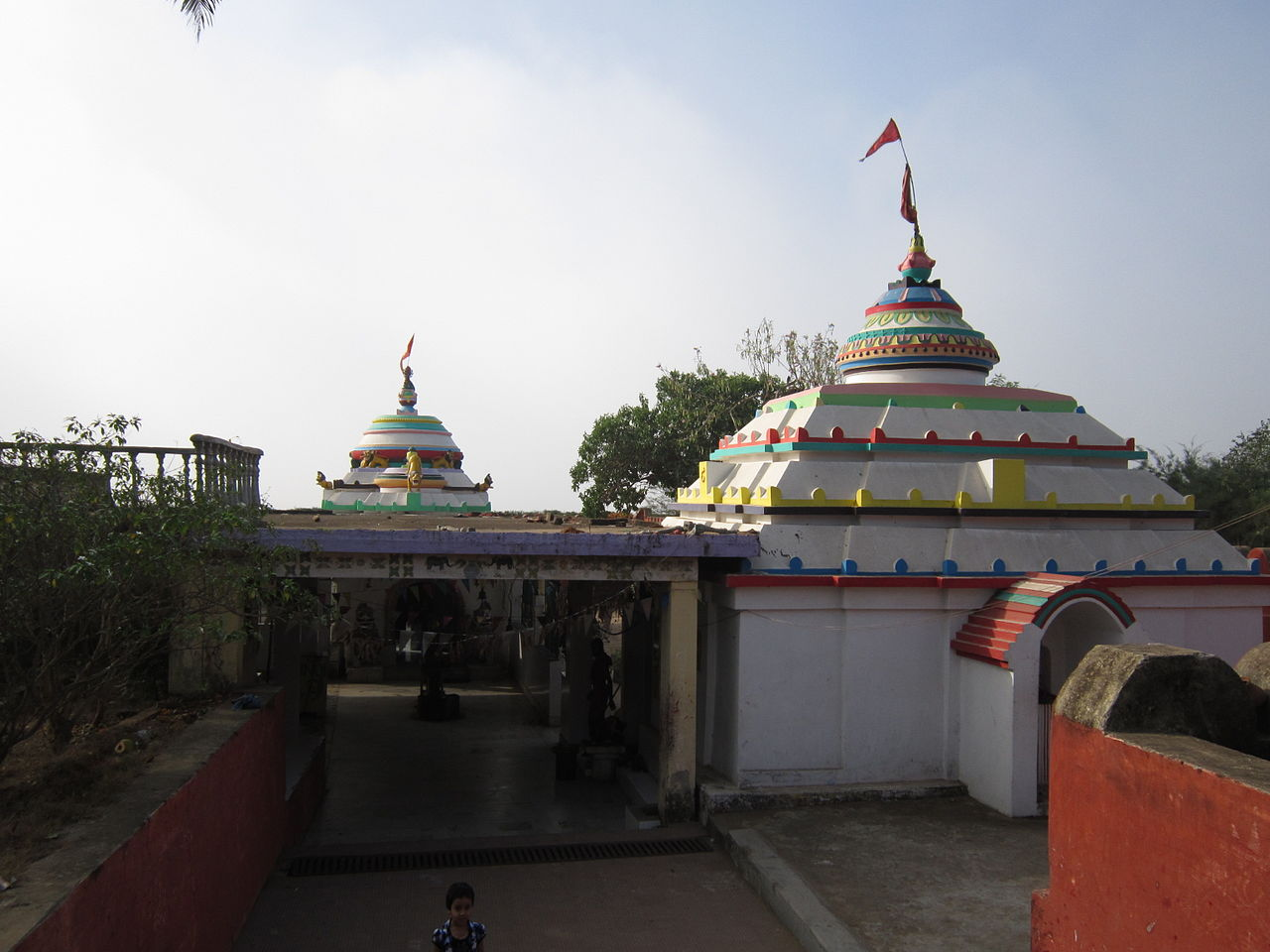 Popular Tourist Place to Visit in Silchar, Assam-Maibong, Ramchandi Temple