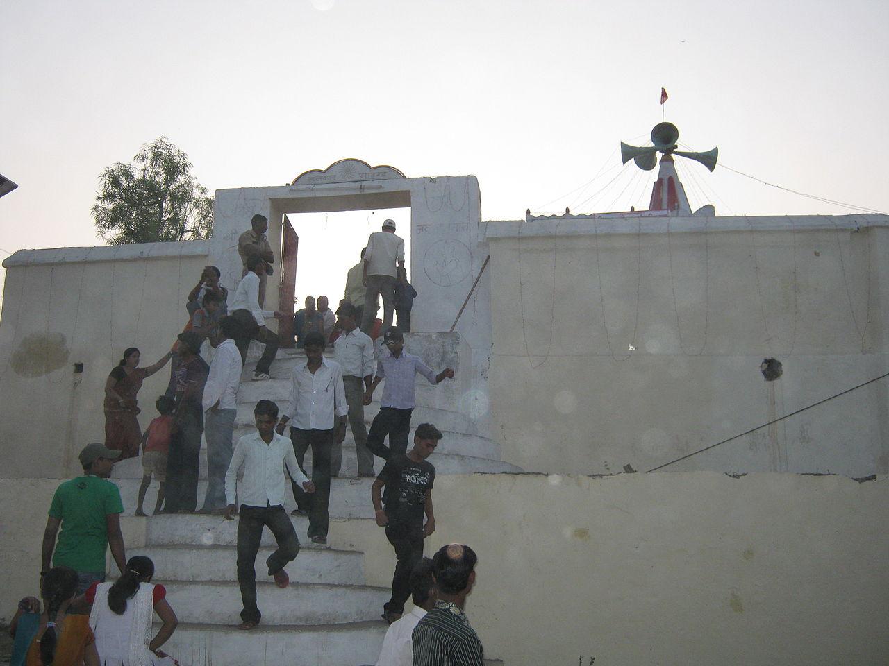 Amazing Destination in Hajipur, Bihar-Ramchaura Mandir