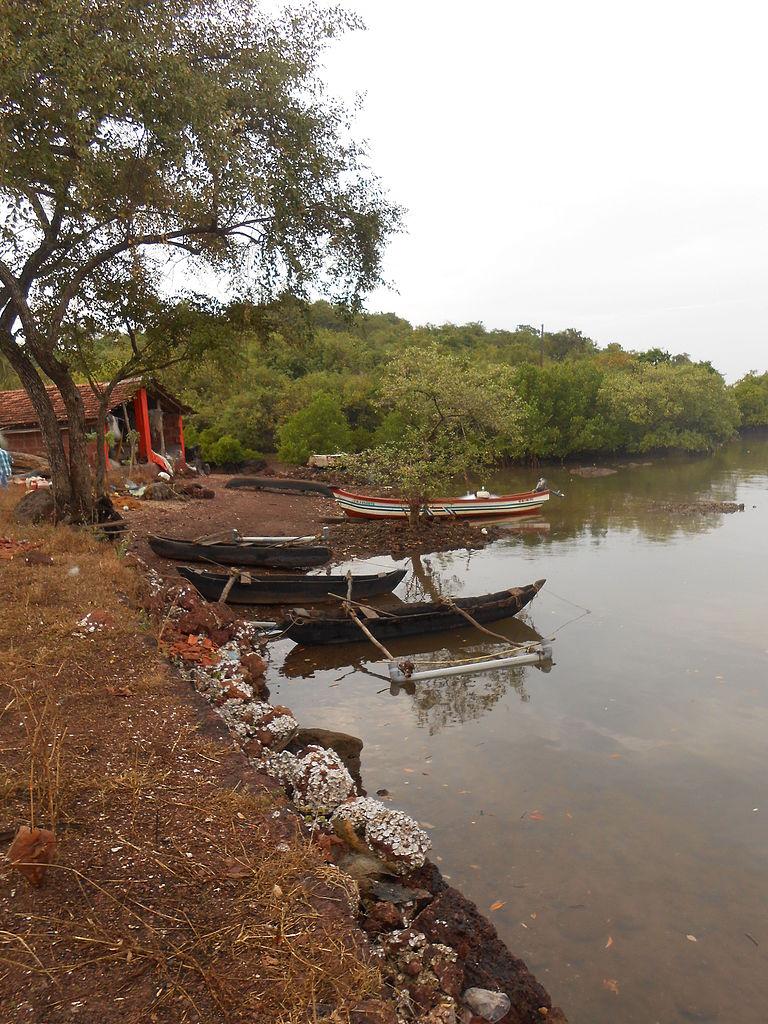 Must Visit Place Near Vijaydurg Fort-Rameshwar Dockyard