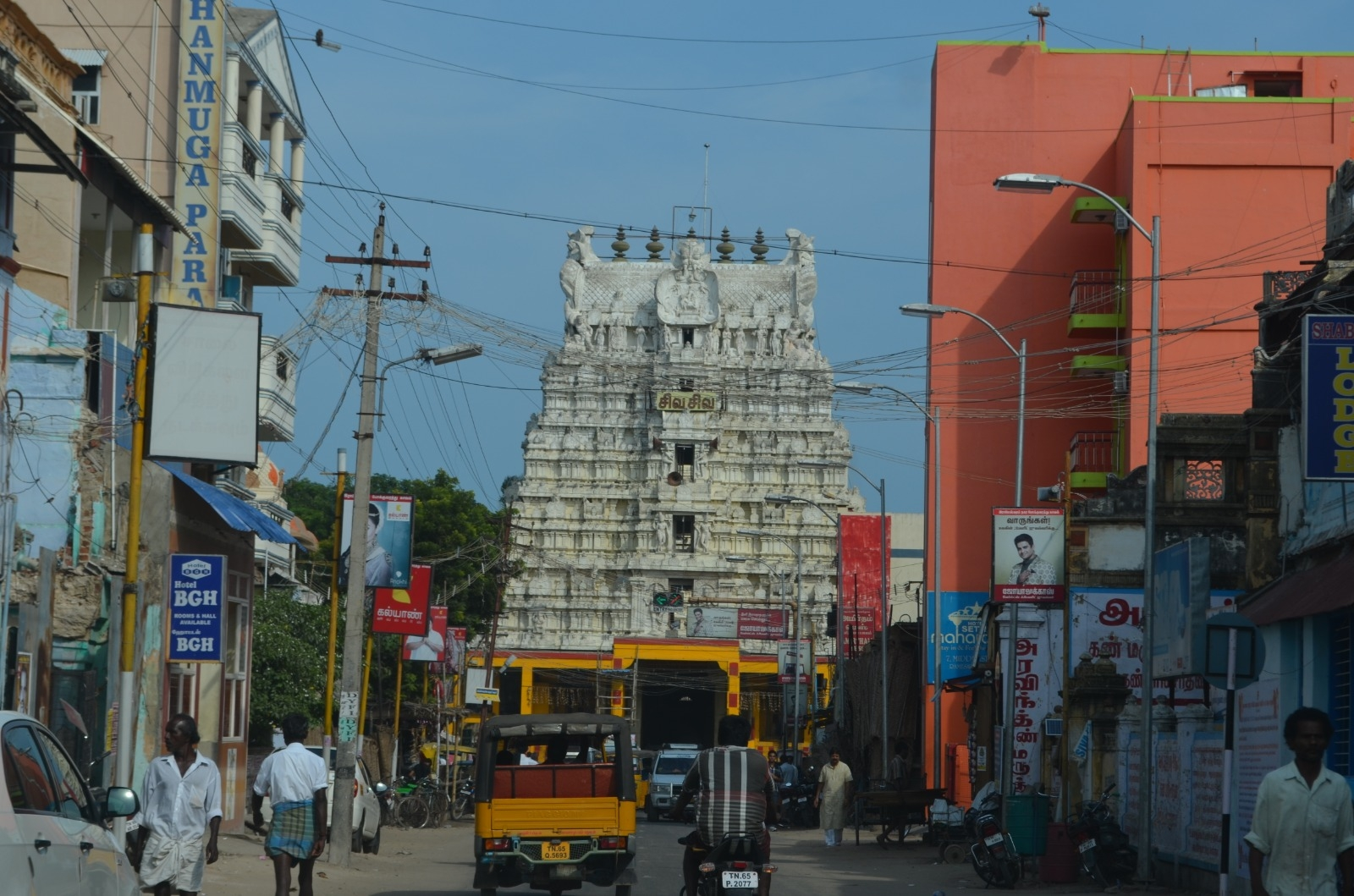 Rameshwaram, Rameshwaram Temple In Tamil Nadu