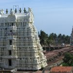 Rameshwaram Temple or the Ramanathaswamy Temple ay Pamban Island