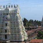 Rameshwaram Temple or the Ramanathaswamy Temple ay Pamban Island