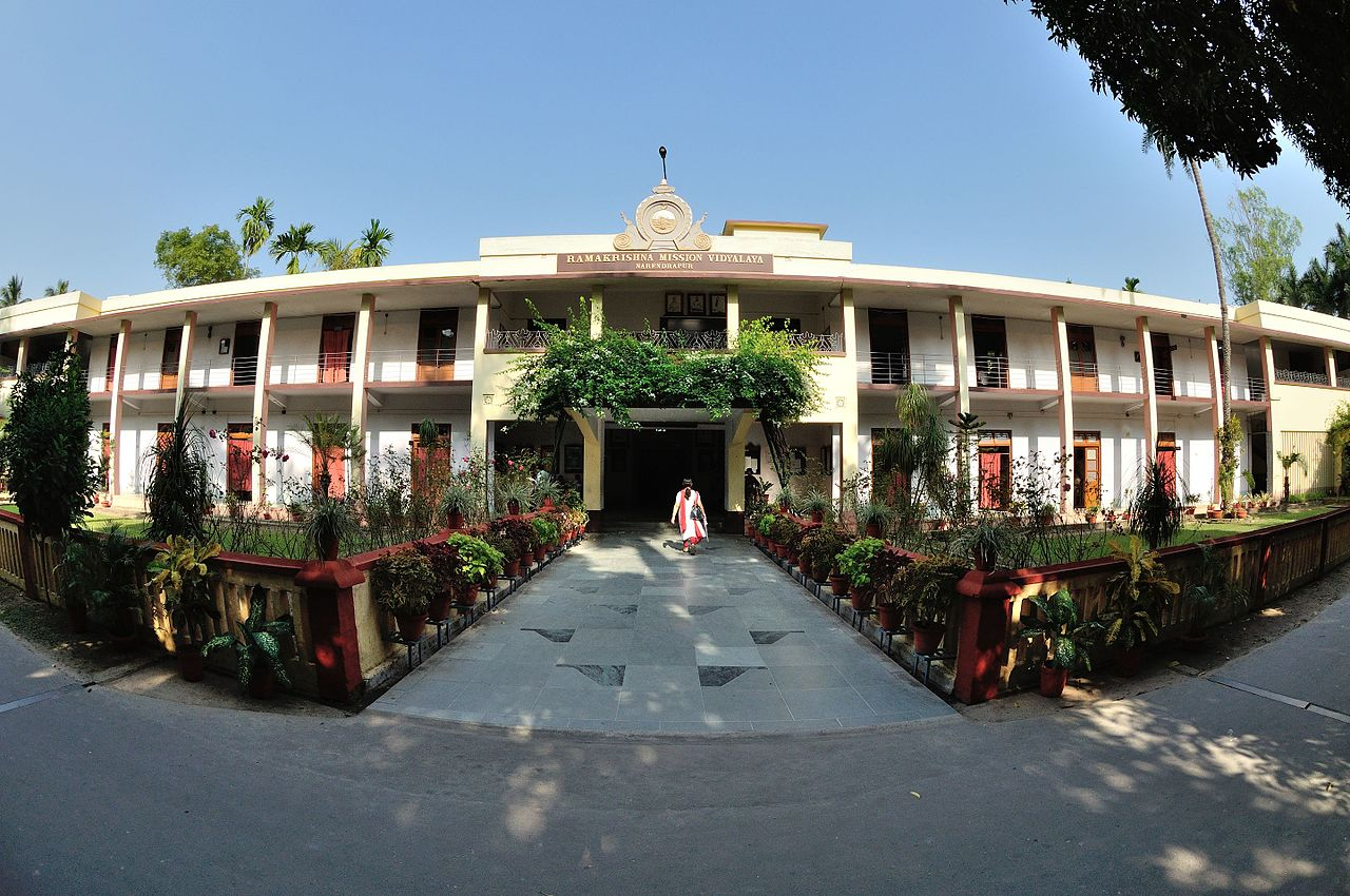 Best Place to Visit Near Serampore-Raichak, Ramkrishna Mission Ashram