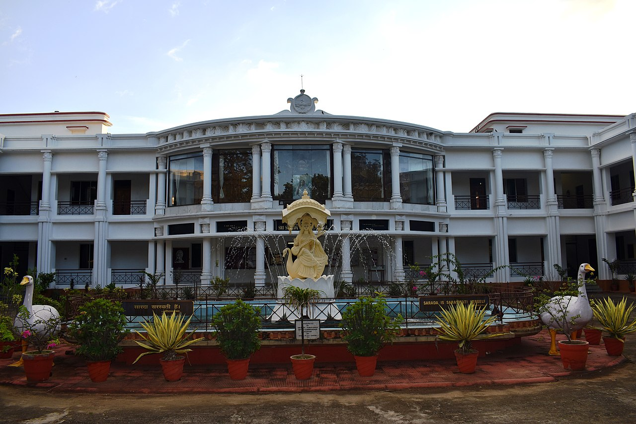 Place to Visit Near Baba Baidyanath Temple in Deoghar-Ramkrishna Mission Vidyapith