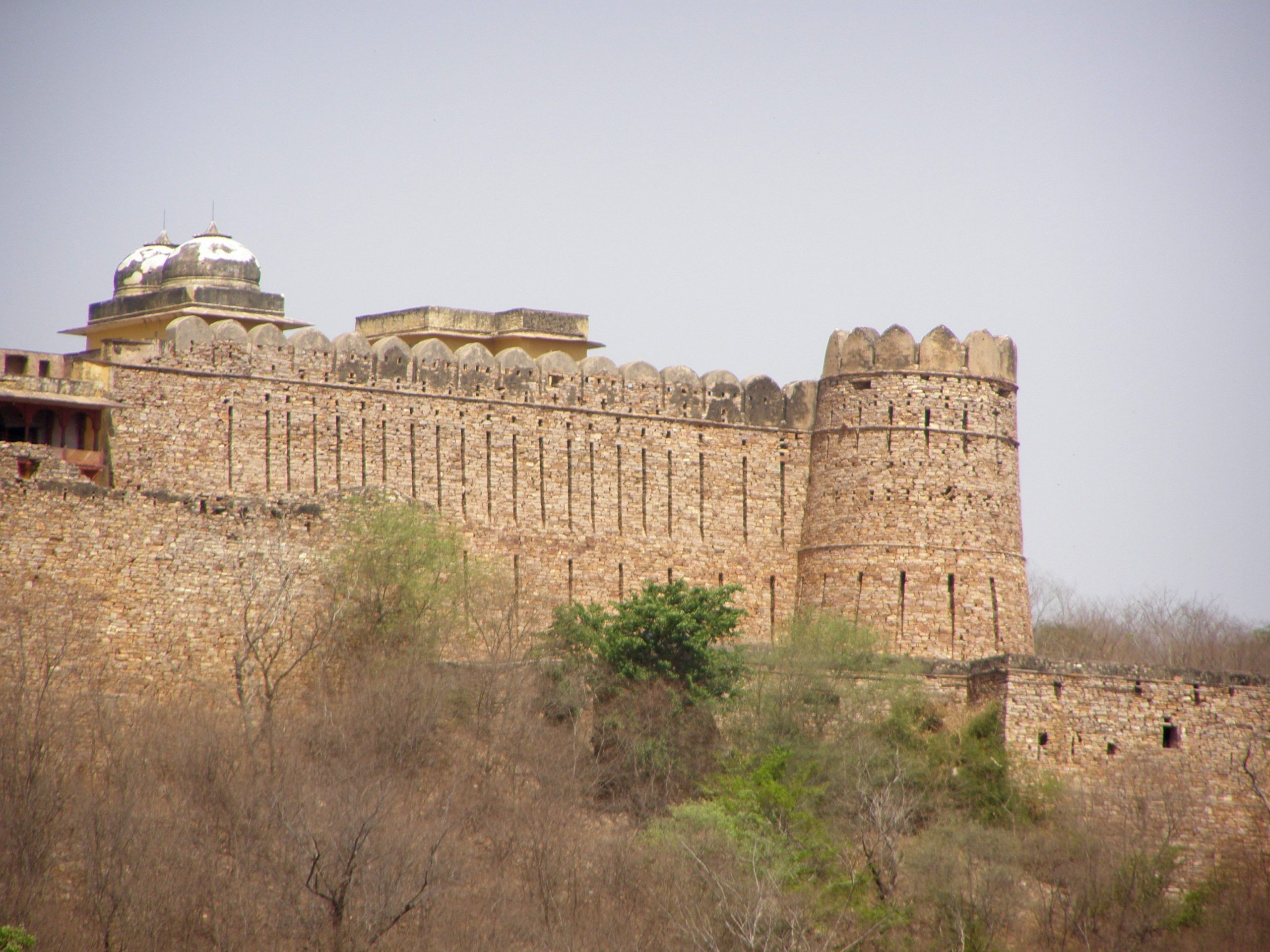 Ramthara Fort Offbeat Destinations When Touring Rajasthan