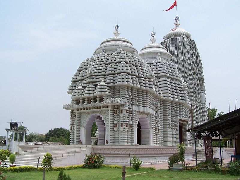 Deities Worshipped in Ranchi Jagannath Temple and Entry Timings