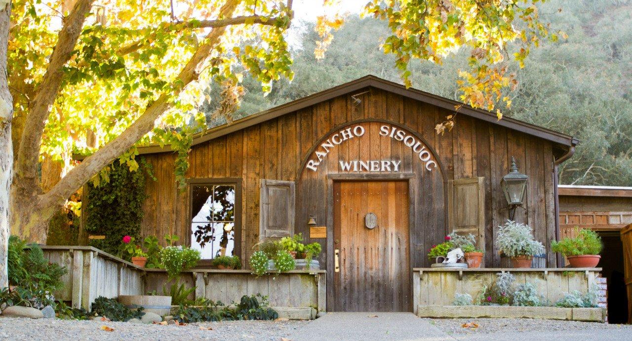 Sip And Relax At The Rancho Sisquoc Winery, Santa Maria