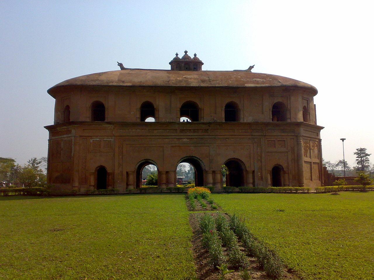 Rang Ghar - Top Sightseeing Place to Visit in Sivasagar